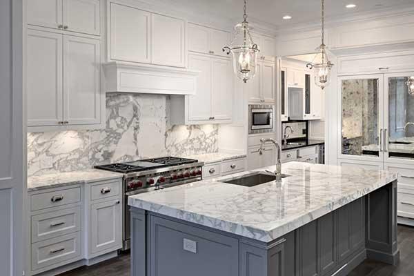 ابعاد استاندارد سنگ کانتر آشپزخانه چقدر است؟