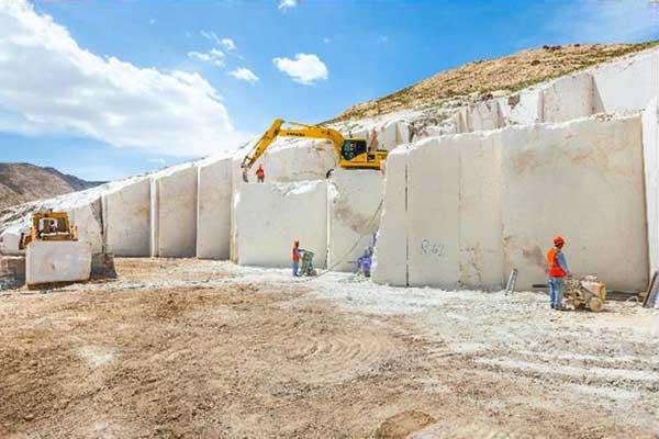 استخراج سنگ ساختمانی