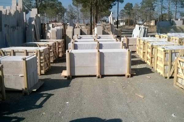 شاخصهای حمل و نقل سنگهای ساختمانی